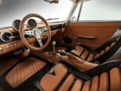 Итальянцы превратили Alfa Romeo Giulia GTA в первый электрический рестомод