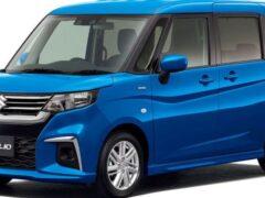 Suzuki представила модели Solio и Solio Bandit нового поколения