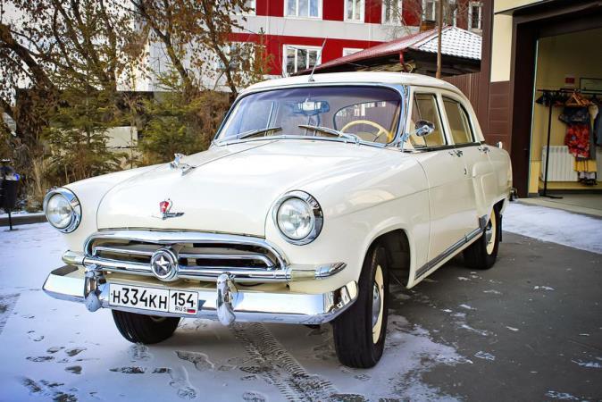 Волга, ГАЗ-21, 1965 года выпуска