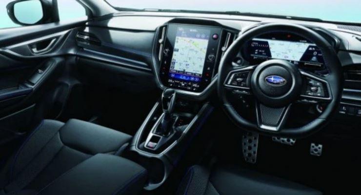 Subaru WRX 2022 года
