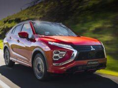 Mitsubishi раскрыла технические характеристики Eclipse Cross