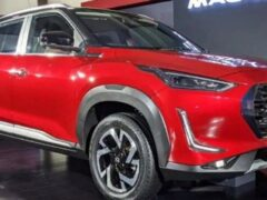 Стартовал прием заказов на бюджетный кроссовер Nissan Magnite
