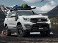 Ford начал продажи лимитированного внедорожника Everest BaseCamp