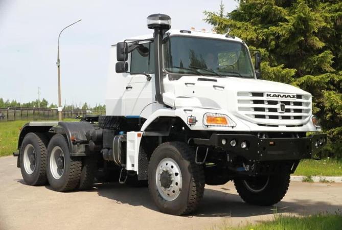 КамАЗ-65223, капотный тягач