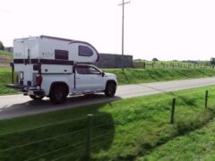 NuCamp создала новый кемпер для полутонных грузовиков