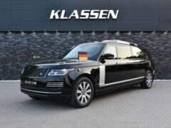 В Германии продают бронированный Range Rover SVAutobiography