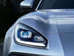 Новый Subaru BRZ представят через две недели