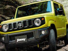 Австралийцы сравнили новый Suzuki Jimny и Lada 4×4