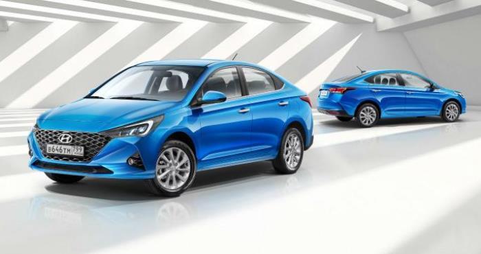 Hyundai Solaris, юбилейная вариация