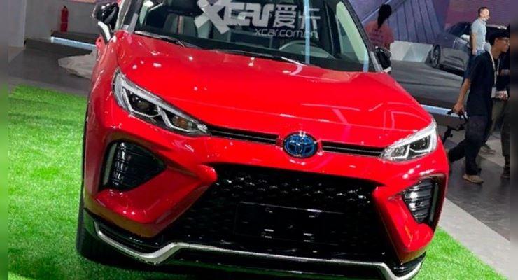 Toyota Wildlander, подзаряжаемый гибрид
