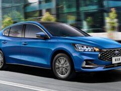 Ford представил все обновленное семейство Focus в Гуанчжоу