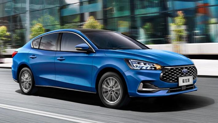 Ford Focus, новый, для Китая