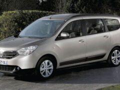 Dacia заменит минивэн Lodgy 7-местным гибридным внедорожником