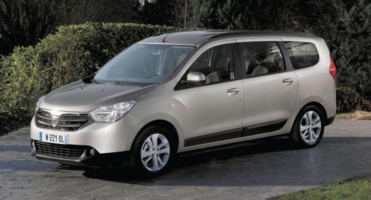 Dacia, 7-местный гибридный внедорожник