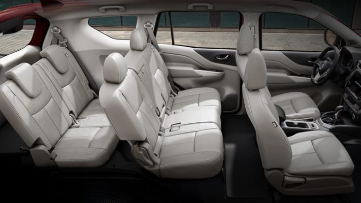 Nissan X-Terra, новый внедорожник