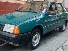 В России на продажу выставлен идеально сохранившийся ИЖ-2126 «Ода»