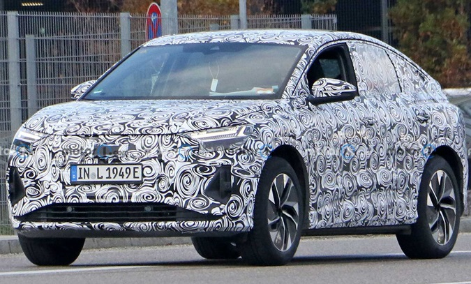 Audi Electric Q4 e-tron, новый
