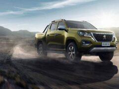 Peugeot начала продажи пикапа Landtrek в Латинской Америке
