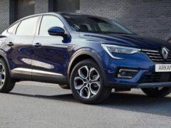 Renault выводит на рынок Чили еще одну версию Arkana