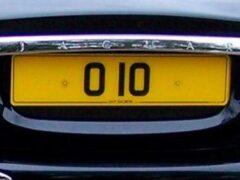 В Великобритании 118-летний автономер «О 10» продали за $170 000
