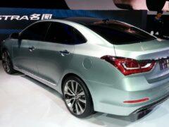 Новый седан Hyundai Mistra будет меньше и дешевле Sonata
