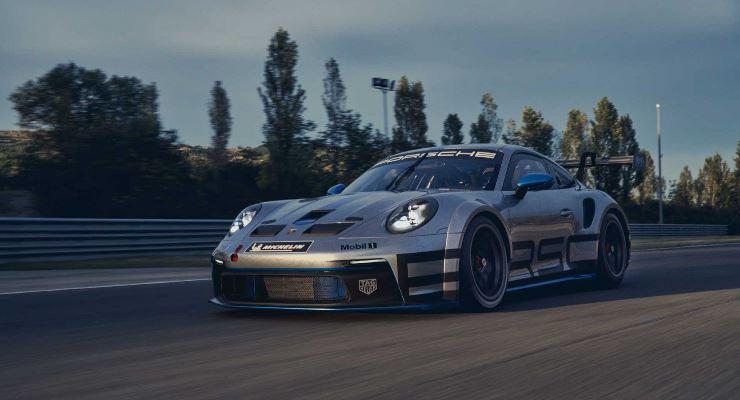 Porsche 911 GT3 Cup, 2021 года