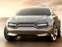 Компания KIA запатентовала названия новых электромобилей