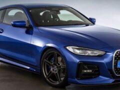 Ателье AC Schnitzer приукрасило новый BMW 4-серии