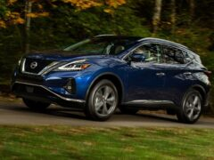 Nissan Murano 2021 подорожал из-за новых систем безопасности