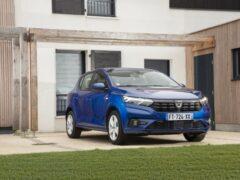 Renault Sandero нового поколения получил рублевый ценник