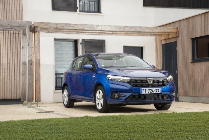 Renault Sandero нового поколения