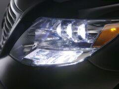 Светодиодную оптику для авто признали невыгодной