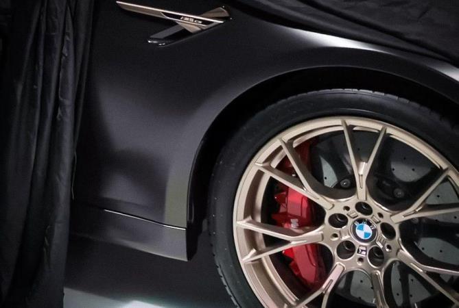 BMW M5 CS, седан, новый