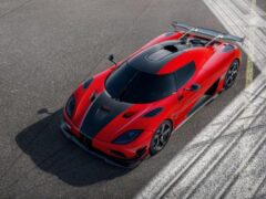 Компания Koenigsegg доработала гиперкар Agera RS