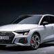 Audi представила гибридный хэтчбек A3 Sportback 45 TFSI e