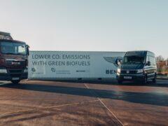 Bentley переходит на возобновляемое топливо