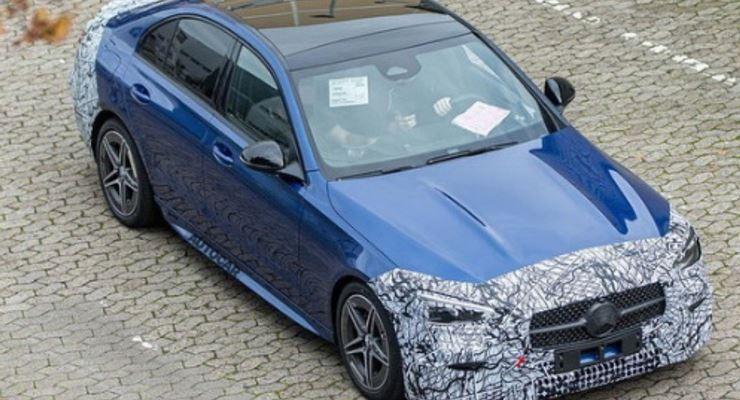 Mercedes-Benz C-Class нового поколения