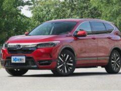 Honda Breeze в новой версии потребляет всего 1,3 литра на 100 км пути