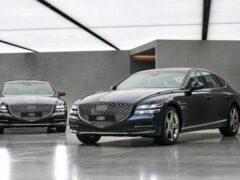 Genesis реализовал 500 тысяч автомобилей на мировом рынке