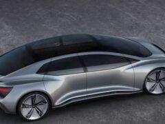 Audi готовит совершенно новый электрокар с революционным дизайном