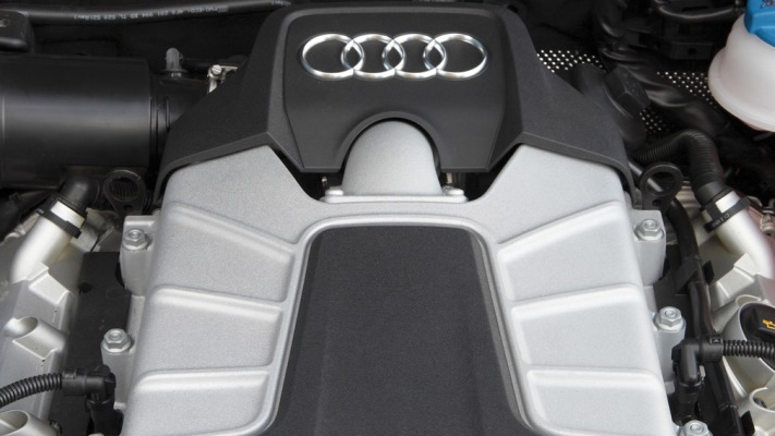 Audi, бензомотор