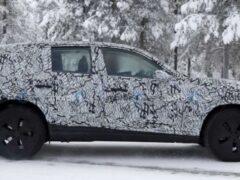 Mercedes-Benz вывел на тесты внедорожник следующего поколения GLC