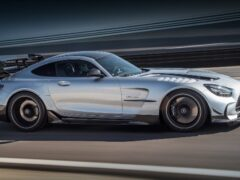 Самый мощный Mercedes-AMG GT Black Series получил рублевый ценник