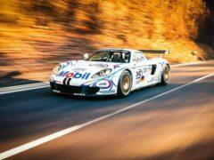 Гоночный Porsche Carrera GT-R продают в Бельгии за 1 млн долларов