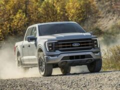 Ford представил обновленный пикап F-150 Tremor