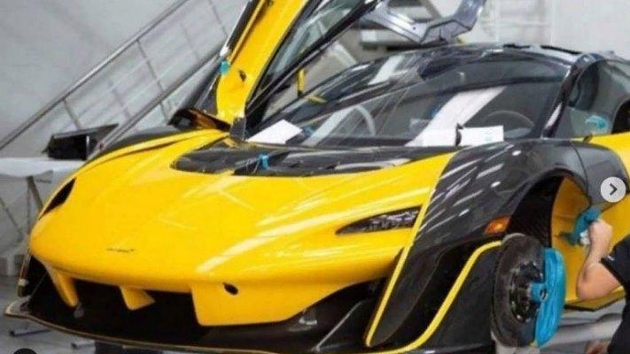 McLaren, новый суперкар
