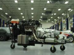 Ford работает над мотором Megazilla на базе агрегата Godzilla V8