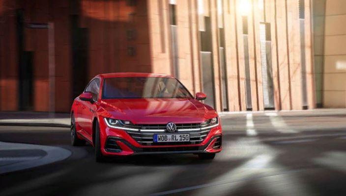 Volkswagen Arteon, новый
