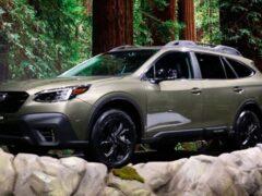 Обнародованы подробности о Subaru Outback нового поколения
