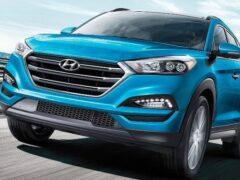 Кроссовер Hyundai Tucson установил рекорд продаж в России в ноябре